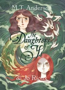 Daughters of Ys book cover